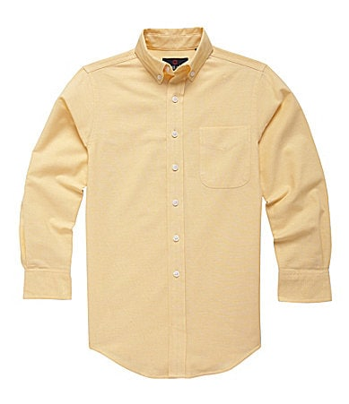 Class Club 8-20 Long-Sleeve Oxford Shirt