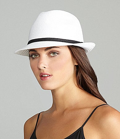 Kate Landry Crusher Fedora Hat