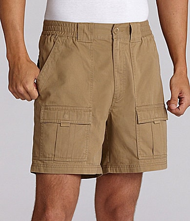 Roundtree & Yorke Hiking Cargo Shorts