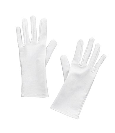 Copper Key Basic White Gloves