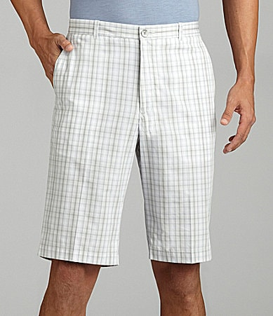 Perry Ellis Big & Tall Ombre Shorts