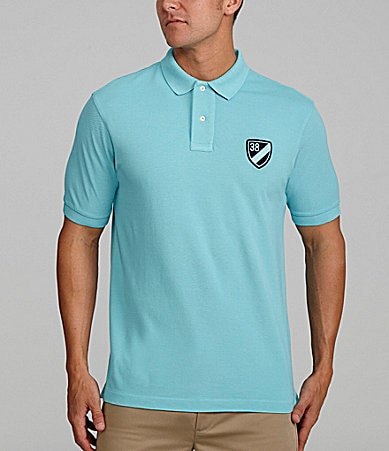 Cremieux Solid Polo Shirt