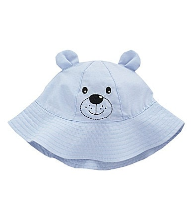 Starting Out Bear Boy Sun Hat