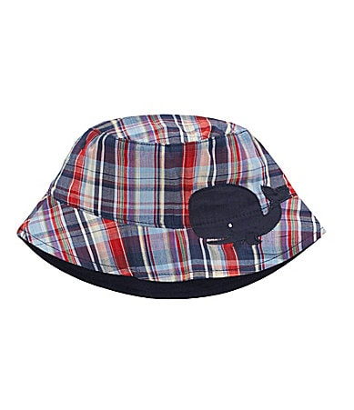 Starting Out Infant Plaid Bucket Hat