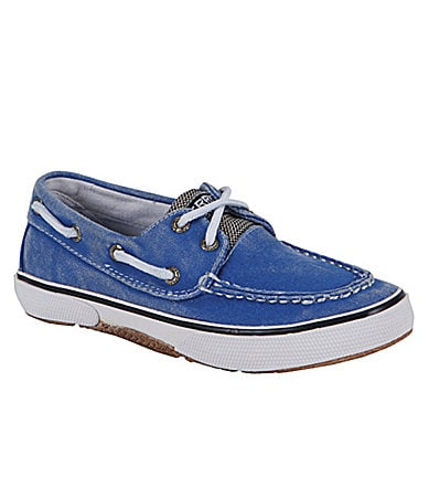Sperry Top-Sider Boys Halyard Boat Shoes