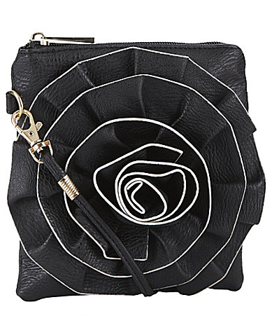 Kate Landry Flower Crossbody Bag