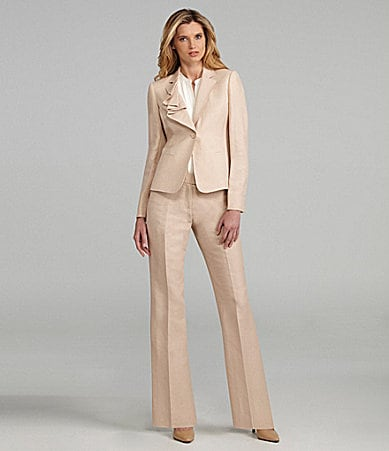 Anne Klein Suit 2-Piece Pantsuit