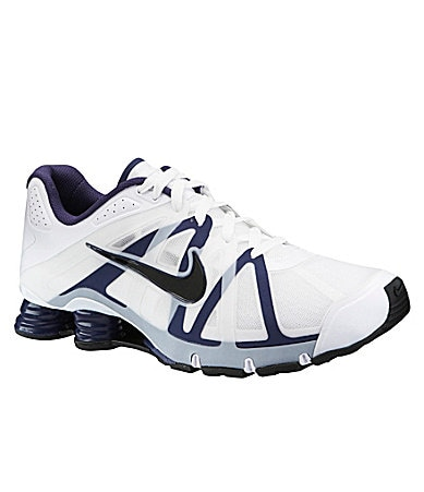 Nike Men�s Shox Roadster + Running Shoes