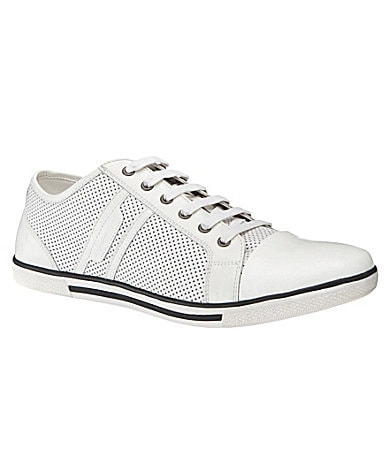 Kenneth Cole New York Mens Down N Up Leisure Sneakers