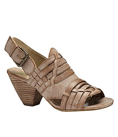 Blowfish Warrant Slingback Sandals