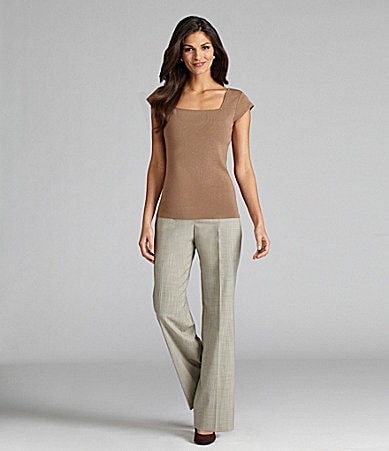 Alex Marie Petites Pammy Knit Top & Mariah Pants