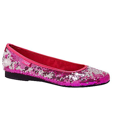 Sugar Sticky Rice Ballet Flats