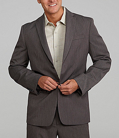 Perry Ellis Pin Stripe Jacket