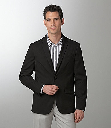 Kenneth Cole New York Tailored Suit Jacket