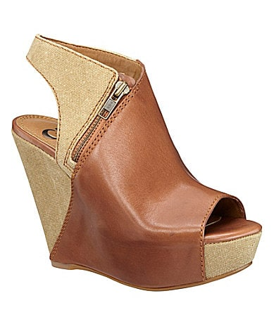 GB Gianni Bini Zip-It Wedges