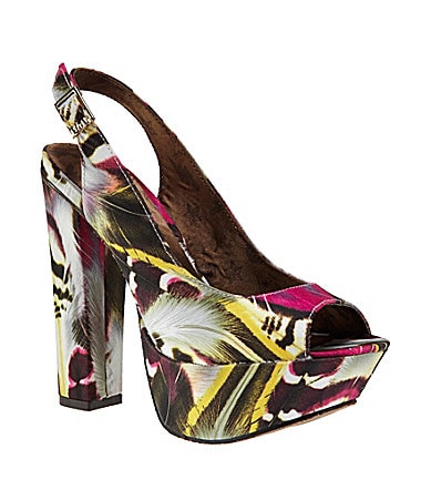 Betsey Johnson Mystifyy Sandals