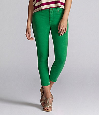 CJ By Cookie Johnson Believe Cropped Legging Jeans