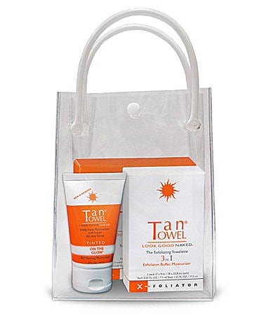 TanTowel Holiday Glow Set