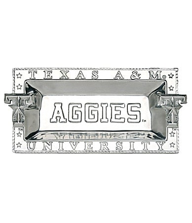 Arthur Court Texas A&M Bread Tray
