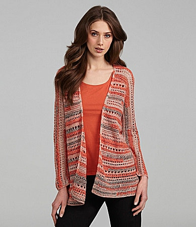 ZoZo Mixed Up Cardigan