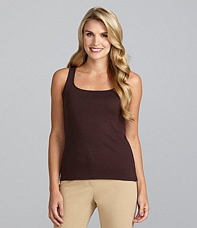 Ruby Rd. Woman Sleeveless Tank