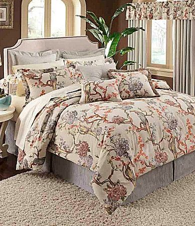 Noble Excellence Birds Of A Feather Bedding Collection