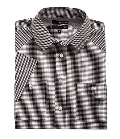 Murano Ultimate Modern Comfort Fitted  Check Sportshirt