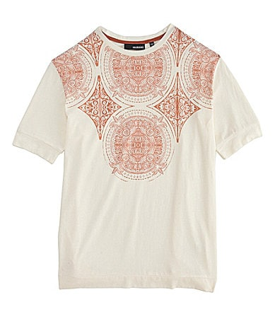 Murano Medallion Screenprint Tee