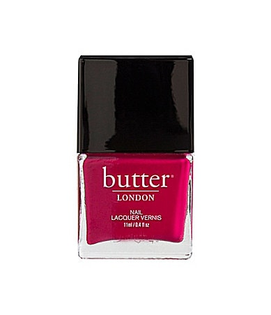 butter LONDON 3 Free Nail Lacquer Snog