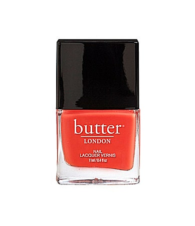 butter LONDON 3 Free Nail Lacquer Jaffa