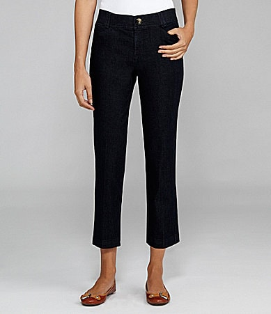 Intro Stretch Denim Ankle Pants