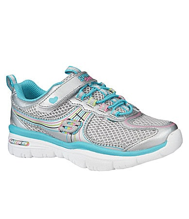 Skechers Girls Sporty Shorty: Lite Sprints-Lovelite Sneakers