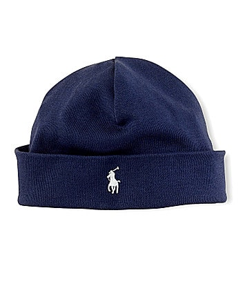 Ralph Lauren Childrenswear Beanie Cap