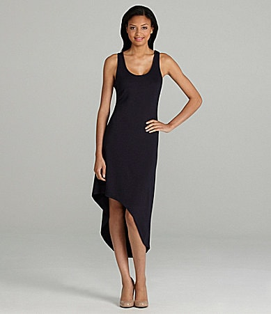 MICHAEL Michael Kors Sleeveless Asymmetric Hi-Low Dress
