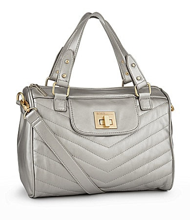 BCBGenerations Bardot Quilted Satchel