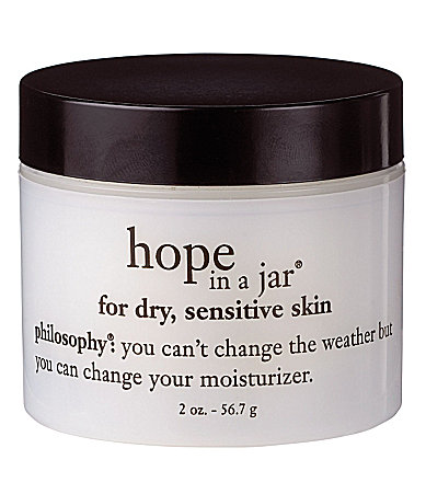 philosophy hope in a jar for dry, sensitive skin