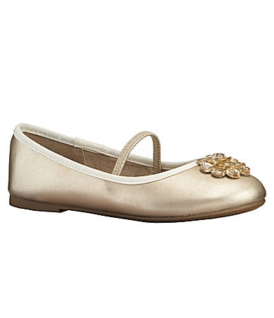 Kenneth Cole Reaction Girls Dip N Slide Flats