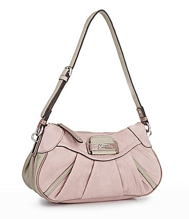 Guess Priscilla Top Zip Shoulder Bag