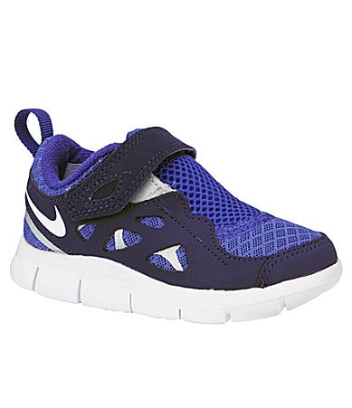 Nike Girls Free Run+ 2 Athletic Shoes