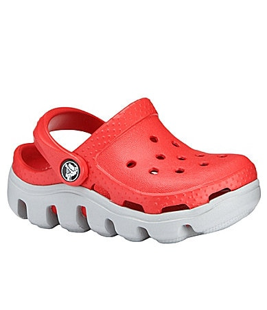 Crocs Boys Duet Sport Clogs