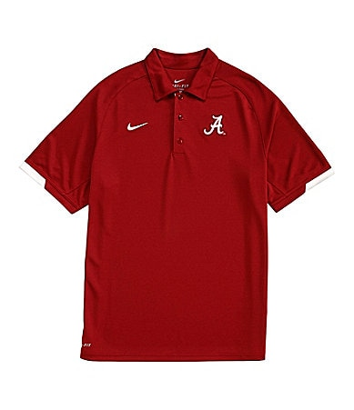 Nike Alabama Dri-Fit Polo Shirt
