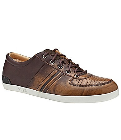 UGG Australia Men�s Brook-Lin Two-Tone Sneakers