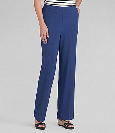 Samantha Grey Short-Length Pants