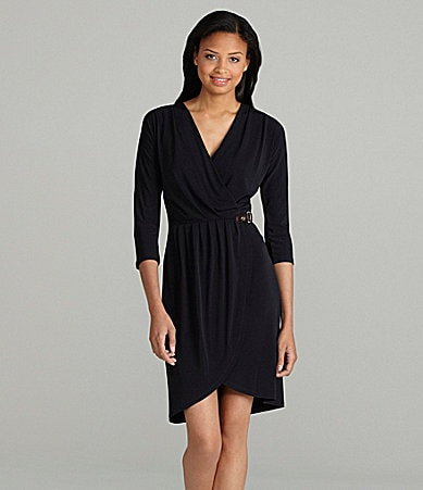 MICHAEL Michael Kors Belted Dress
