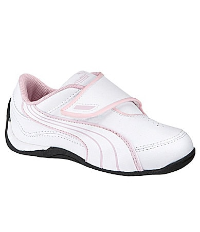 Puma Girls Drift Cat III CL V Athletic Shoes