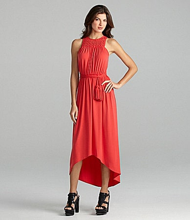 Maggy London Sleeveless Maxi Dress