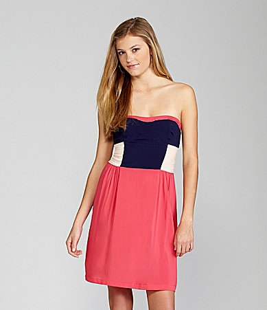 GB Colorblock Dress