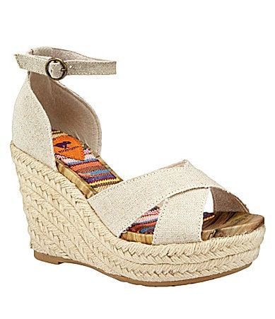 Rocket Dog Clara Platform Wedge Sandals