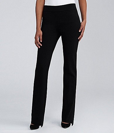 Elie Tahari Jennifer Straight-Leg Pants