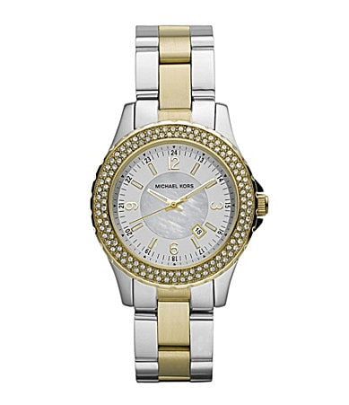Michael Kors Madison Two Tone Ladies Watch